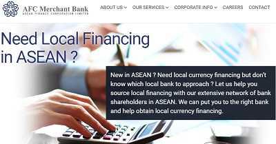 りそながシンガポールの金融会社AFCを子会社化