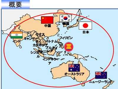 東アジア地域包括的経済連携の第7回目閣僚会合、年内妥結に向けて ...