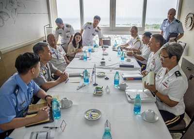 インド・アジア太平洋諸国参謀総長等会議に統合幕僚長が参加