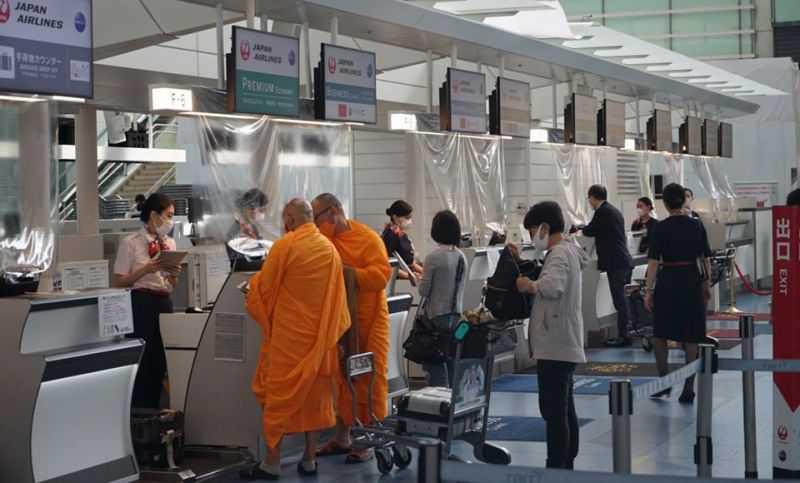 JALとANAの特別便で在日タイ人が帰国   ASEAN PORTAL(アセアン ポータル)